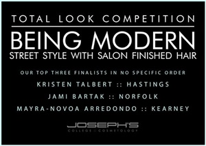 Total Look Competition :: Congratulations to our 3 finalists